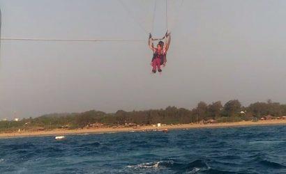 Thrilling Water Activities in Goa