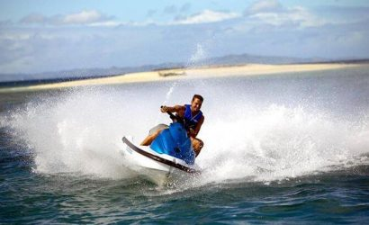 Island Trip and Water Sports
