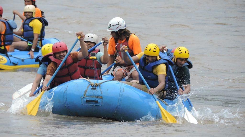 River Rafting in Goa
