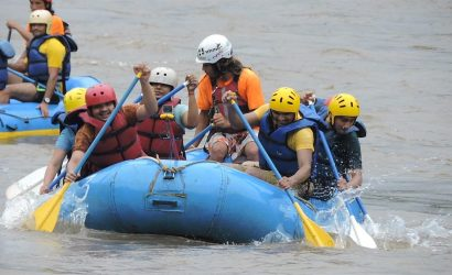 River Rafting in Goa